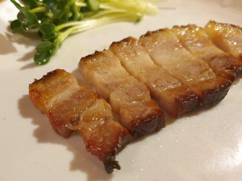 豚バラ肉燻製